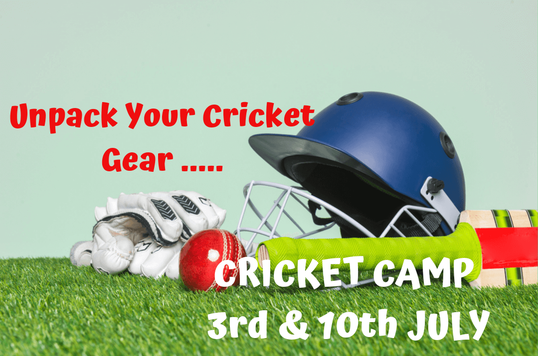 July School Holiday Cricket Camps